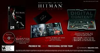 Hitman Absolution: Professional Edition [Online Game Code]