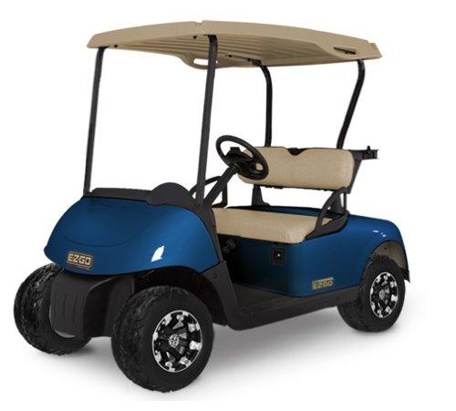 E-Z-Go Rxv Golf Cart Cowl Kit, Electric Blue, 41.25-Inch