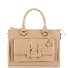 Brookline Satchel<br>Puff