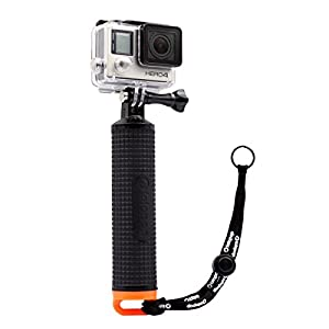 LOTOPOP Waterproof Floating Hand Grip Tripod for Gopro Hero 4 Session 3+ 3
