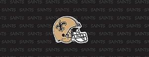 New Orleans Saints Team Auto Rear Window Decal