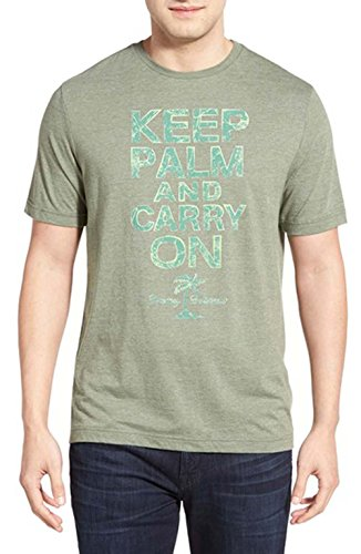 tommy-bahama-keep-palmo-e-carry-on-2-x-l-faded-olive-maglietta