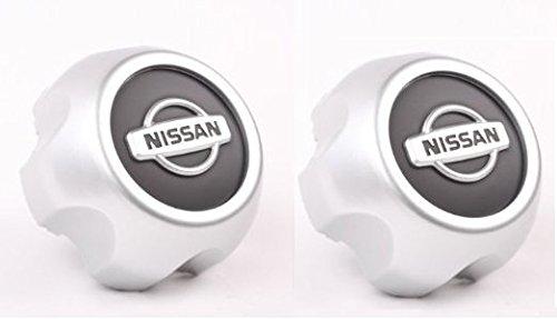 replacement-item-2-x-new-2000-2004-nissan-xterra-frontier-wheel-center-hub-cap-40315-7z100-set-of-2