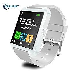 Blufury B12 Smartwatch - White