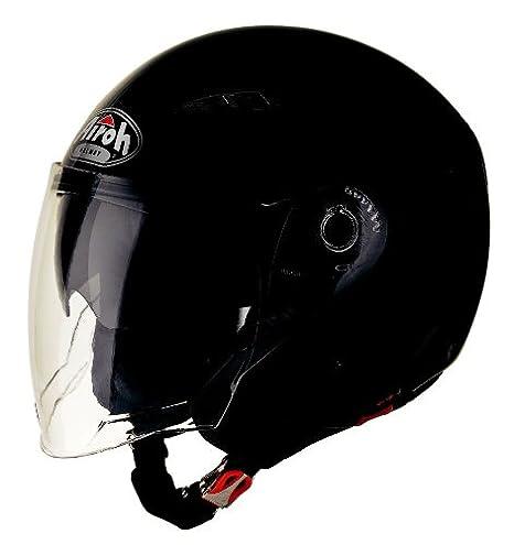 Airoh CO06XS Casque, Noir, Taille : 53-54 cm