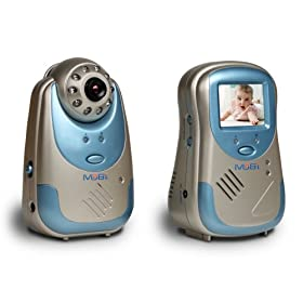 Mobi MobiCam Audio Video Baby Monitoring System