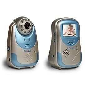 Mobi MobiCam Audio Video Baby Monitoring System