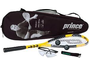 Prince Squash Starter Kit (John White)