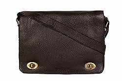 SCHARF Horizontal Crossbody Premium Leather Bag