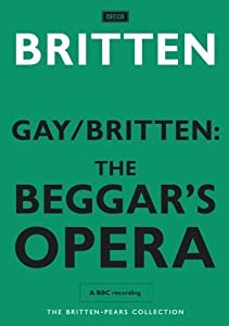 Britten;Benjamin Beggars Opera