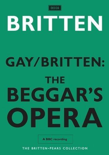 Gay, John / Britten, Benjamin - The Beggar's Opera [DVD] [2009]
