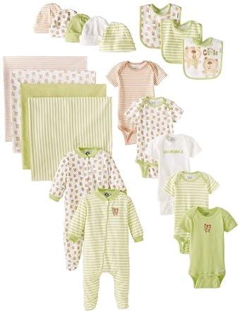 Amazon Gerber Uni Baby Newborn Uni 19 Piece