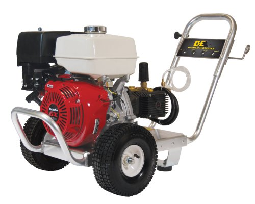 Be Pressure Pe-4013Hwpacomz Gas Powered Pressure Washer, Gx390, 4000Psi, 4 Gpm front-597069