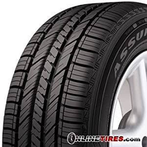 goodyear assurance cs fuel max all season tire 245 60r18 105t automotive. Black Bedroom Furniture Sets. Home Design Ideas