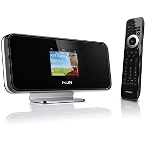 Amazon - Philips WiFi Streamium Internet Radio Audio System - $99