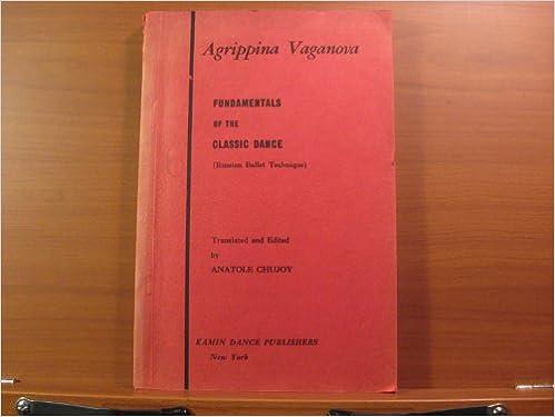 Agrippina Vaganova Book Agrippina Vaganova