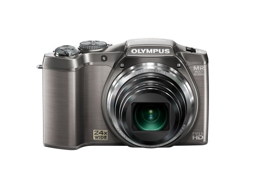 Olympus SZ-31MR 16MP CMOS Camera  24x Wide-Angle