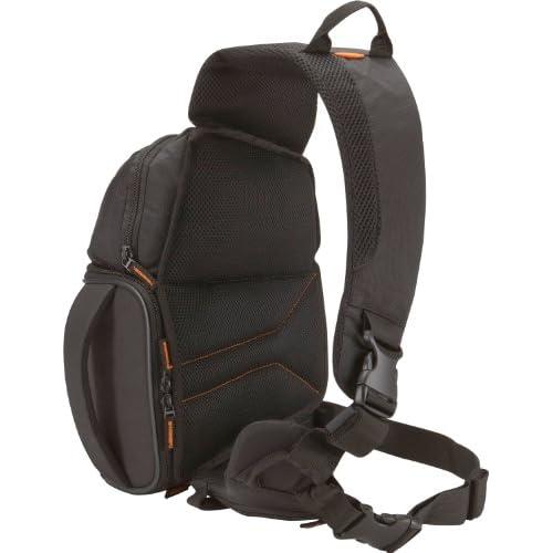 CaseLogic スリングバッグ/ワンショルダー SLRCシリーズ 3.8L スリングパッグ ブラック SLRC-205 BLACK