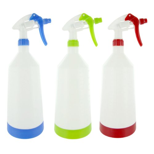 Big Shot 1000ml Spray Bottle 2 Pack - Various Colors