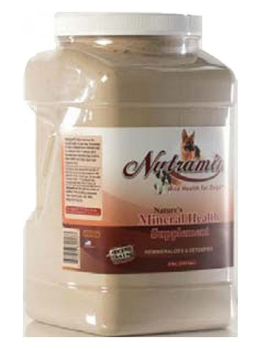 Nutramin Ion Charged Mineral Dog Supplement 8