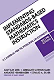 img - for Implementing Standards-Based Mathematics Instruction: A Casebook for Professional Development   [IMPLEMENTING STANDARDS BASE-2E] [Paperback] book / textbook / text book