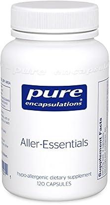 buy Pure Encapsulations - Aller-Essentials 120'S
