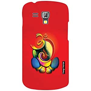 Design Worlds Samsung Galaxy S Duos 7582 Back Cover - Silence Designer Case and Covers