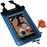 TrendyDigital WaterGuard Plus Waterproof Case with Padding for the NOOKcolor eBook Reader from Barnes and Noble, Blue