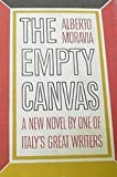The empty canvas [by] Alberto Moravia [pseud.] Translated by Angus Davidson.