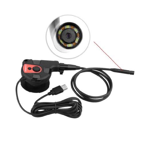 Floureon 88As Waterproof Usb Borescope Inspection Endoscope Camera