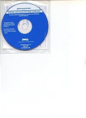 Dell Roxio Easy CD Creator 5.3.4