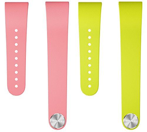 Sony-Mobile-SWR310LBK-Grands-Bracelets-de-Remplacement-pour-Sony-SmartBand-Talk