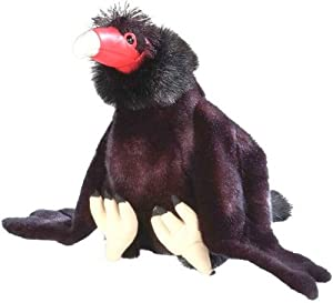 "Cuddlekins Turkey Vulture 12"" Plush"