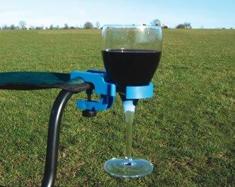 Wine Glass Clamp