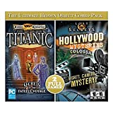 2 Pack Hidden Mysteries Titanic Secrets of the Fateful Voyage & Lost Secrets Hollywood Mysteries (JC - Encore 26561)