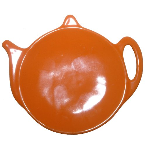 Price and Kensington Orange Tea Bag Caddy