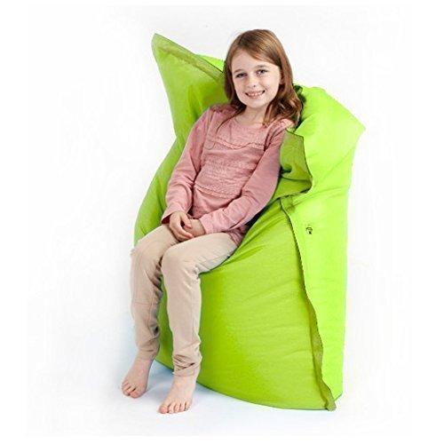 Kinder Sitzsack Limettengrün – Riesengross Wasserfest Gartenmöbel 100cmx120cm jetzt bestellen