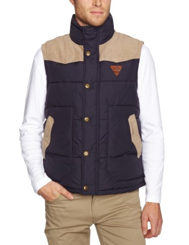 edc by ESPRIT 091CC2H010 Men's Gilet