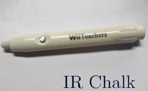 Ir Chalk (Tm) - Wii Remote Whiteboard Pen - Pressure Switch Infrared Pen