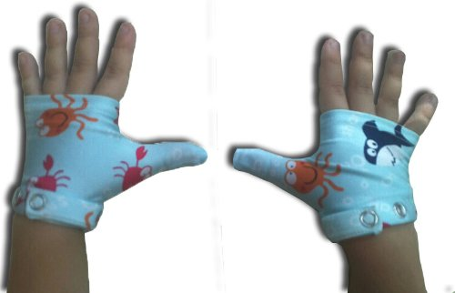 Stop Thumb Sucking with Ocean Friends Large - 5 Years Old & Up - 1