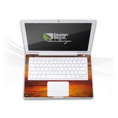 Design Skins für TOSHIBA Satellite L670D-11T Tastatur - Sunset Design Folie