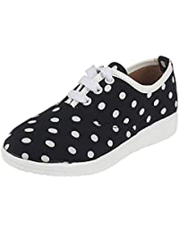 Dchica Girls Cotton Sneakers