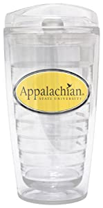 NCAA Appalachian State Mountaineers 16-OunceTritan TUFF Double Wall Insulated Tumbler