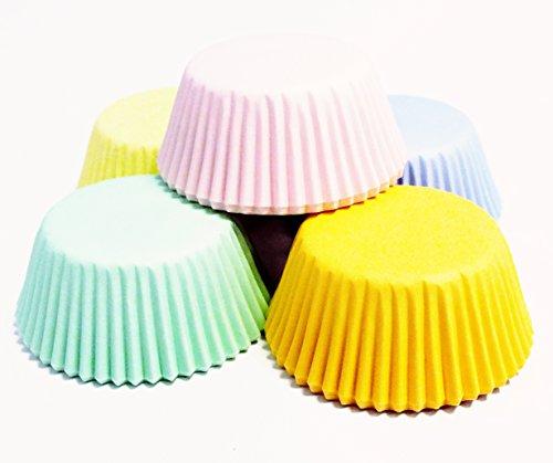 Cápsulas colores pasteles