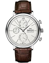 IWC Portofino Chronograph Mens Watch IW391001