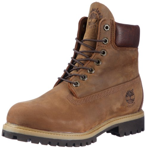 Timberland AF 6 IN 26580, Stivali uomo, Marrone
