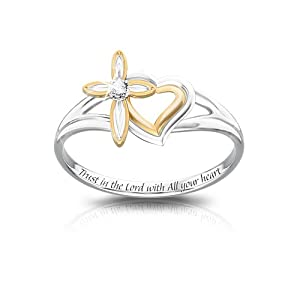my s faith and ring by