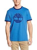 Timberland Camiseta Manga Corta Tfo Ss Tree Logo Rng (Cobalto)