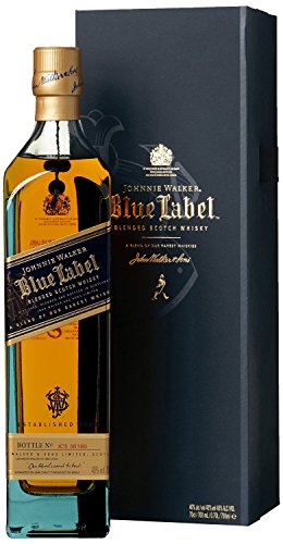 Johnnie Walker discount duty free Johnnie Walker Blue Label Blended Scotch Whisky 70 cl