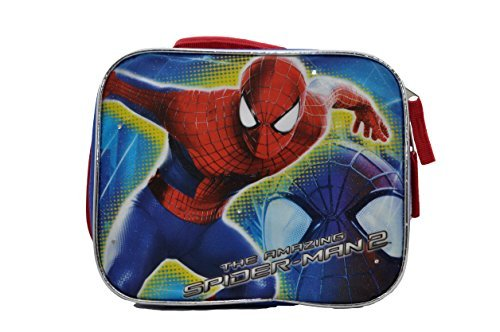Spider-Man Light Up Reusable Lunch Bag - 1